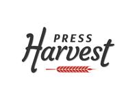 Press Harvest Logo