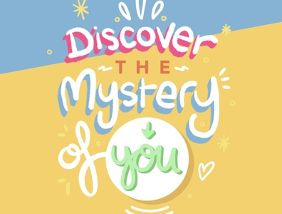 Discover The Mystery Of YOU