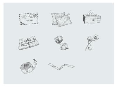 Bella Notte Illustrations Set 2