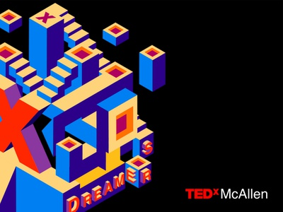 TedxMcAllen Branding Concept