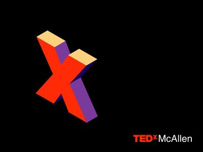 TedxMcAllen Dreamers Identity Concept