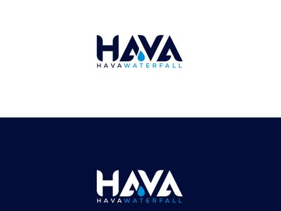 HAVA vector logo design