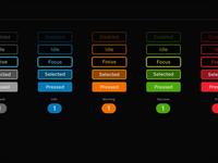 InCar Ui (WiP Concept)