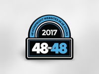 48in48 2017 Pin (2nd Edition)