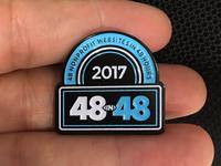 48in48 2017 Pin