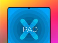 iPad X mockup