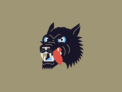 Wolf vector graphic design animal illustrator wolf illustration