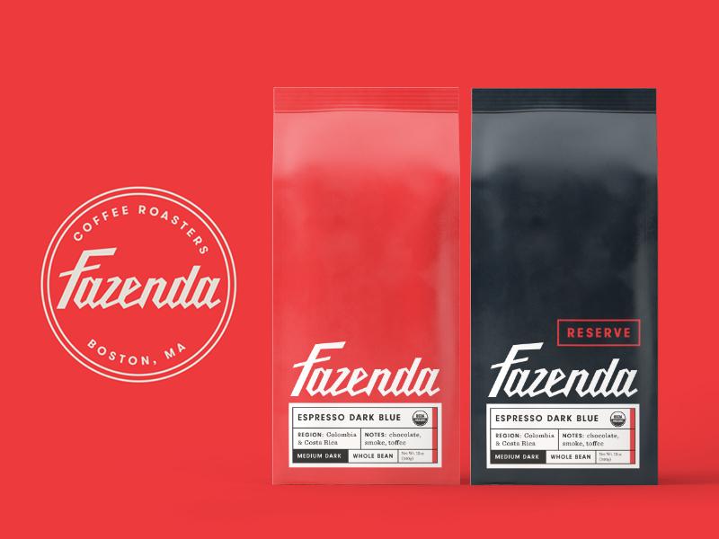 New Coffee Packaging packaging coffee fazenda