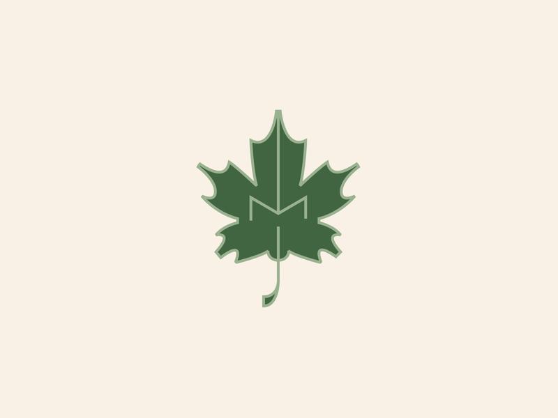 Maple Leaf logo maple leaf leaf
