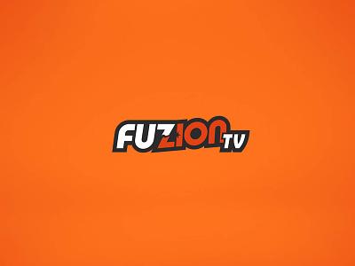 Fuzion Tv - Logo broke extreme extreme sport extreme sports action action sports marketing tv shows tv show logo design logodesign logotype brand identity brand design branding