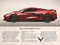 Retro Corvette Advertising
