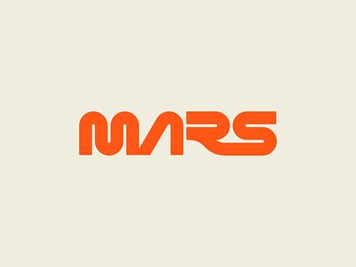 MARS 🖖 custom type cinema 4d interface 3d design loop planet mars space animation interaction