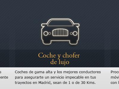 High End Luxury Car Icon By Jose Gonzalez Dribbble Dribbble
