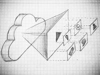 Sketch interactive video