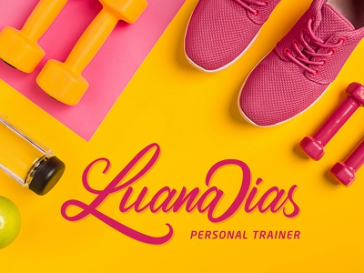 Luana Dias | Personal Trainer running gym wellness fitness trainer personal