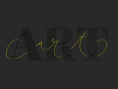 ART / iPad Pro calligraphy lettering brush brushpen procreate apple pencil ipad pro