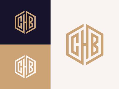 CHB | Logo Design lettermark insurance logo business chb monogram chb identity designer brand identity logo designer logo design logotype vector typography design identity mark icon branding logo monogram