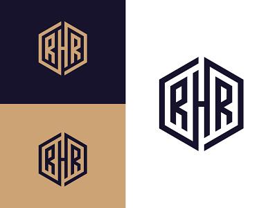 RHR Monogram - Logo Design h r identity designer brand identity logotype typography design identity mark icon branding logo monogram clean logo rhr monogram logo rhr monogram rhr logo