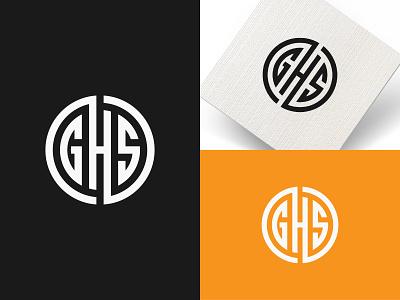GHS - Logo Design & Branding logo branding branding design design graphic mark identity logotype logo design typography icon branding logo letter logo monogram logo monogram initial logo ghs initial logo ghs monogram ghs logo ghs