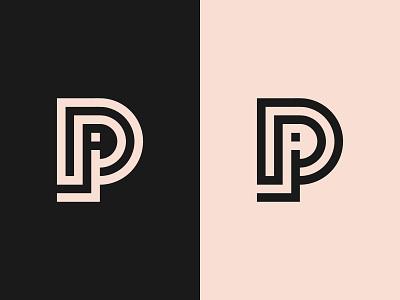 DPJ - Logo Design new york usa dpj monogram dpj logo dpj logo logo design design logo designer identity brandmark mark branding symbol designer custom logo design typography monogram monoline