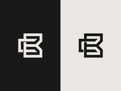 CB Monogram initial cb initial logo cb monogram cb logo b c vector monoline brand design mark logotype logo design typography logo icon monogram branding