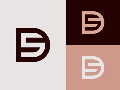 DS Logo or SD Logo business logos sd monogram sd logo sd ds monogram ds logo ds 3d graphic design ui illustration design logotype identity logo design typography monogram logo branding