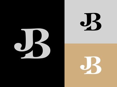 JB Logo or BJ Logo fashion logo logos bj monogram bj logo bj jb monogram jb logo jb graphic design 3d ui illustration design logotype identity logo design typography monogram logo branding