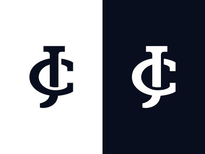 JC Logo or CJ Logo beauty logo monogram logo fashion logo simple cj monogram cj logo cj jc monogram jc logo jc graphic design illustration design logotype identity logo design typography monogram logo branding