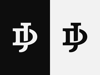 JD Logo or DJ Logo letter logo modern logo sports logo logos dj monogram dj logo dj jd monogram jd logo jd graphic design illustration design logotype identity logo design typography monogram logo branding