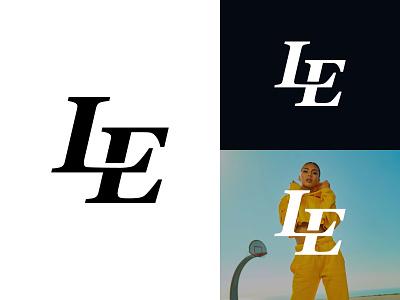 LE Logo or EL Logo apparel logo clothing brand logo beauty logo fashion logo el monogram el logo el le monogram le logo le graphic design illustration design logotype identity logo design typography monogram logo branding