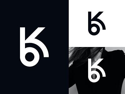 KB Logo or BK Logo beauty logo sports logo modern logo logos bk monogram bk logo bk kb monogram kb logo kb graphic design illustration design logotype identity logo design typography monogram logo branding
