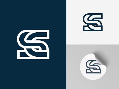SC Logo or CS Logo photography logo modern logo logos cs monogram cs logo cs sc monogram sc logo sc creative monogram graphic design illustration design logotype identity logo design typography monogram logo branding