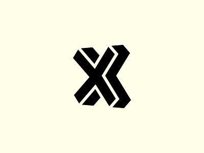 Letter X Logo modern monogram creative monogram typography logo letter logo logos letter x 3d logo letter x modern logo letter x monogram logo letter x logo graphic design 3d illustration design logotype identity logo design typography monogram logo branding