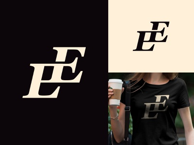 EE Logo sports monogram fashion logo logomark lettermark logos luxury letter logo luxury monogram logo elegant letter logo elegant monogram logo ee monogram ee logo ee design logotype identity logo design typography monogram logo branding