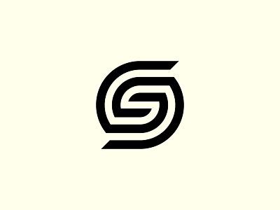 GS Logo or SG Logo sports logo letter logo logos monogram logo gs monogram gs logo gs sg monogram sg logo sg graphic design illustration design logotype identity logo design typography monogram logo branding
