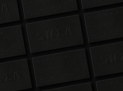 SKEA brand identity vetoshkin design branding hand-lettering lettering logotype logo