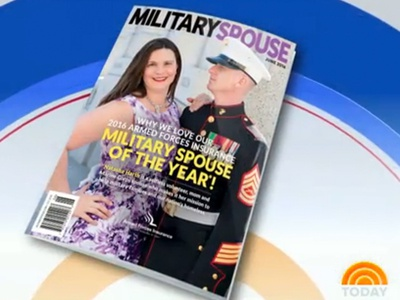 Military Spouse Magazine :: June 2016 Issue harth natasha june magazine spouse military