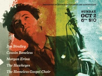 5th Annual Long Live Woody Guthrie Tribute