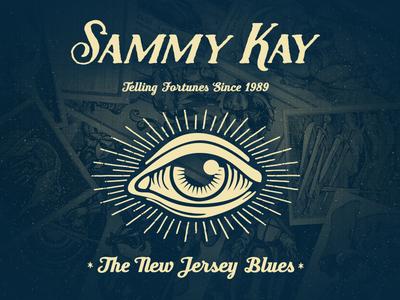 Sammy Kay Fortune Teller Shirt