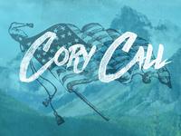 Cory Call Flag