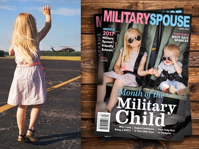 Month of the Military Child :: Military Spouse Magazine