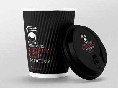 Free Coffee Cup Mockup By Pixpine
