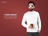 Apparel T-Shirt Mockup Collection