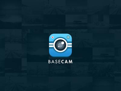 Basecam - Intuitive Camera App -iOS7