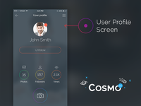 Cosmo UI - User Profile