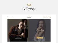 G. Rossi - Website