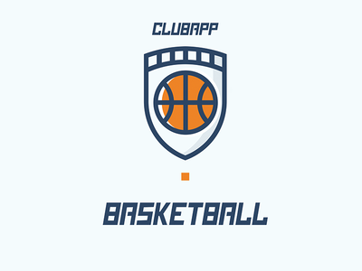 Clubapp - Basketball Icon