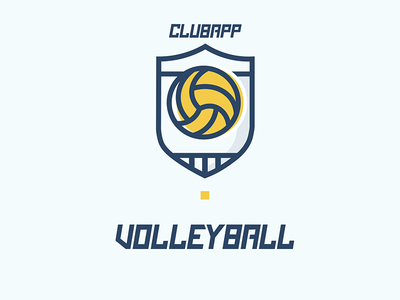 Clubapp - Volleyball Icon
