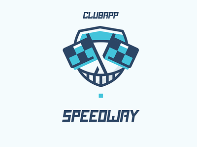 Clubapp - Speedway Icon