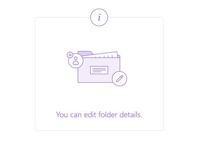 Illustration - folder, catalog, file